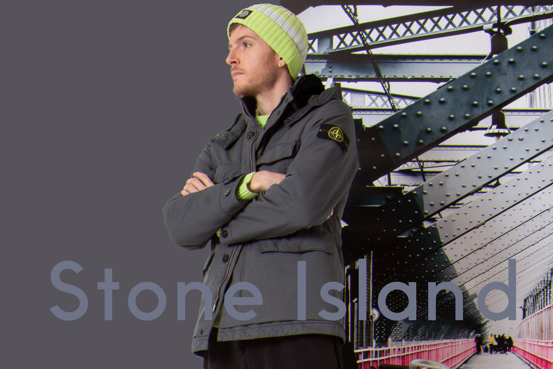 Stone Island – La Nuova Collezione Uomo