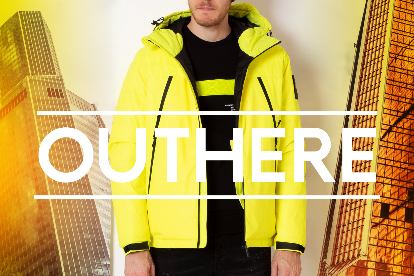 Outhere jackets | The New Man Collection