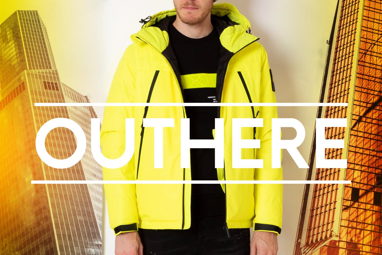 Outhere Jacken | Die neue Herrenkollektion
