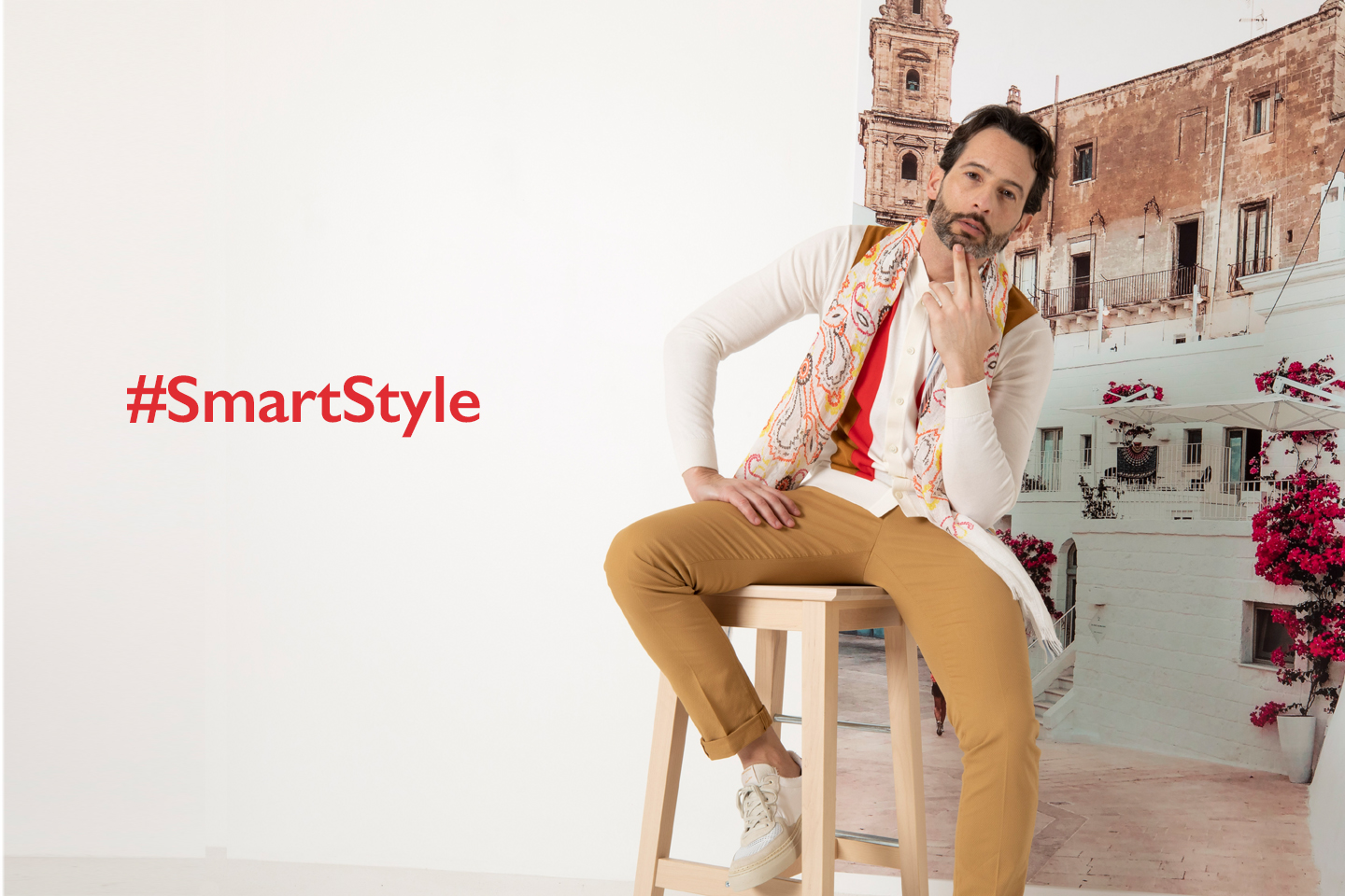 Smart Style, il nuovo outfit! – Man Look 170