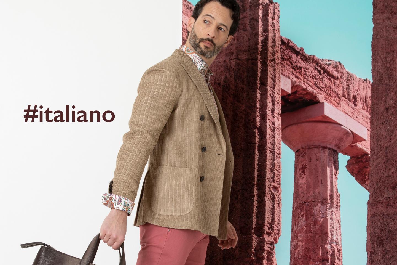 L'Italiano, il nuovo Look Uomo – Man Look #171