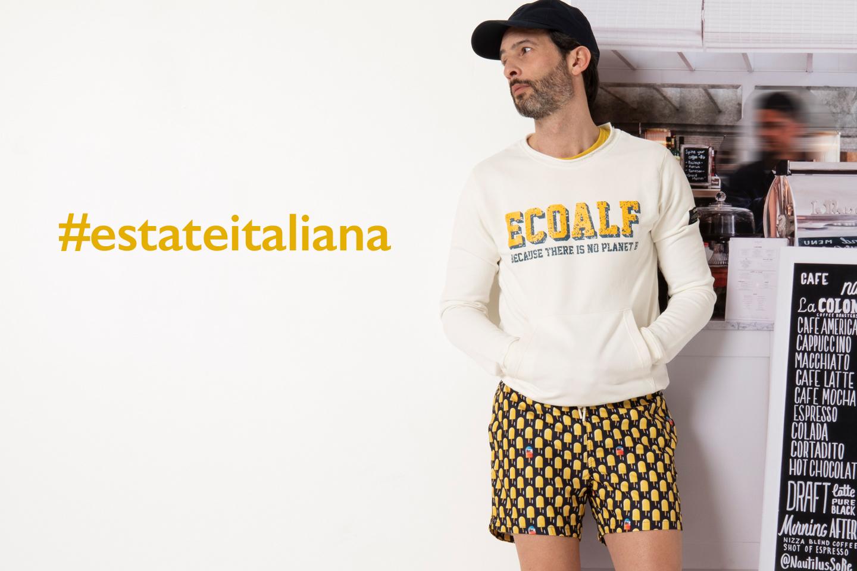 Estate all'italiana, la moda estate 2020.
