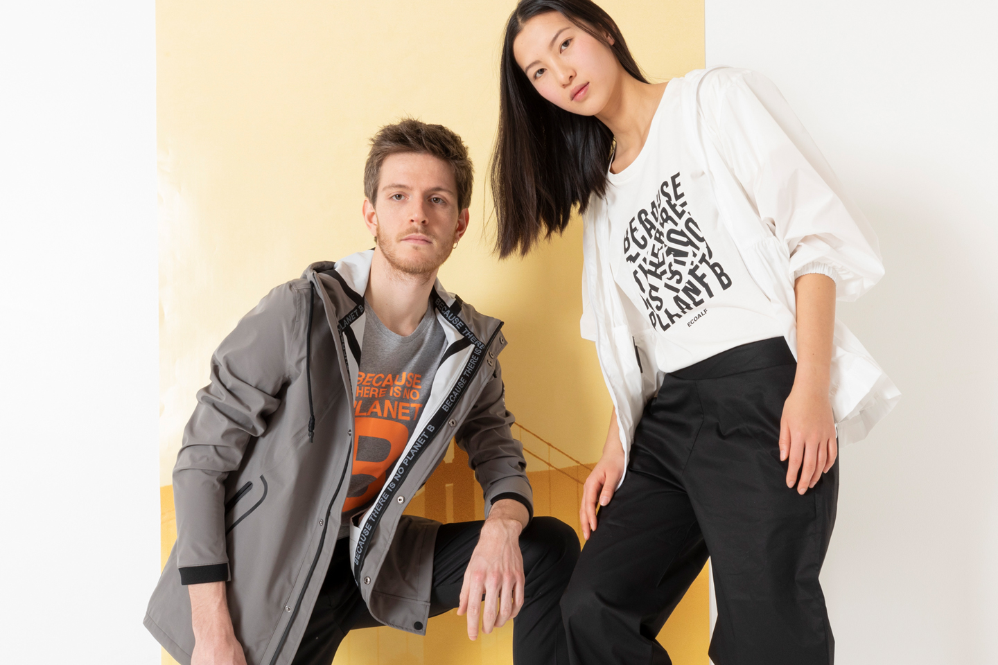 SUSTAINABLE FASHION, the online shop!