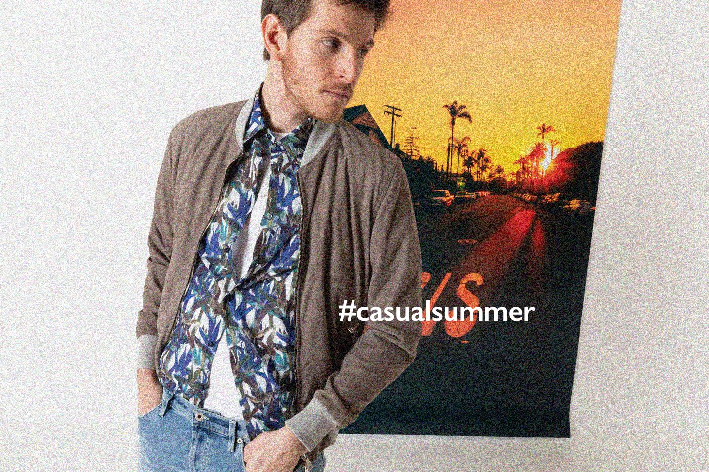 Casual Summer – Look Uomo #174