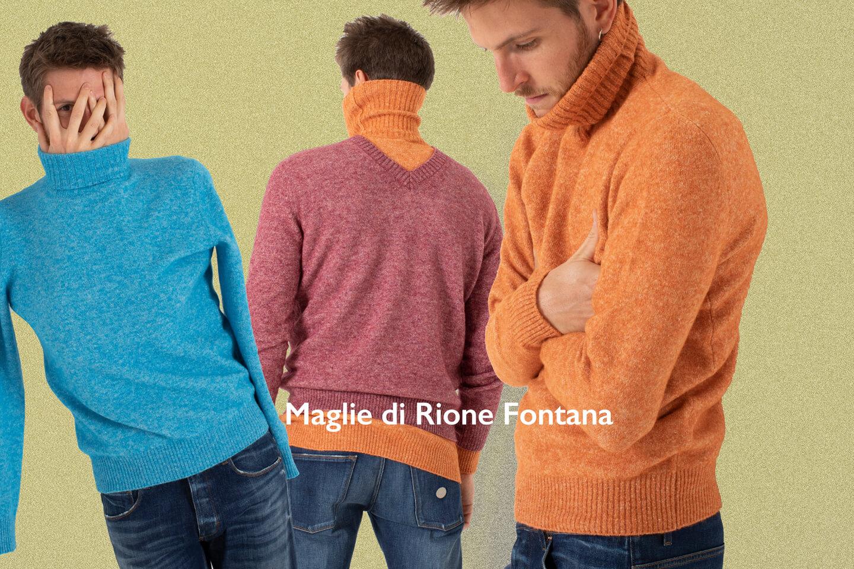La Maglia Uomo Rione Fontana