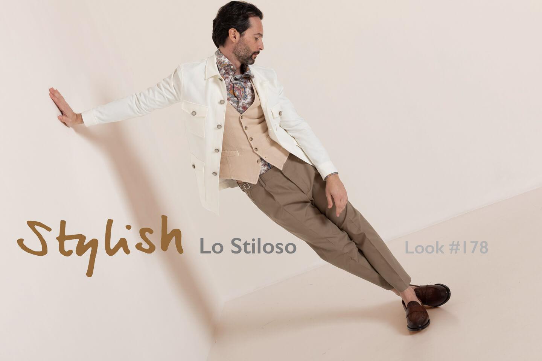 LOOK / Lo stiloso – Look Uomo Primavera Estate