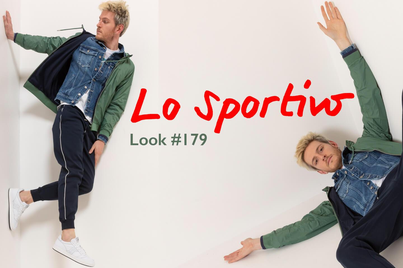 "LOOK / ""Lo sportivo"" – il nuovo Look Uomo Sportivo"