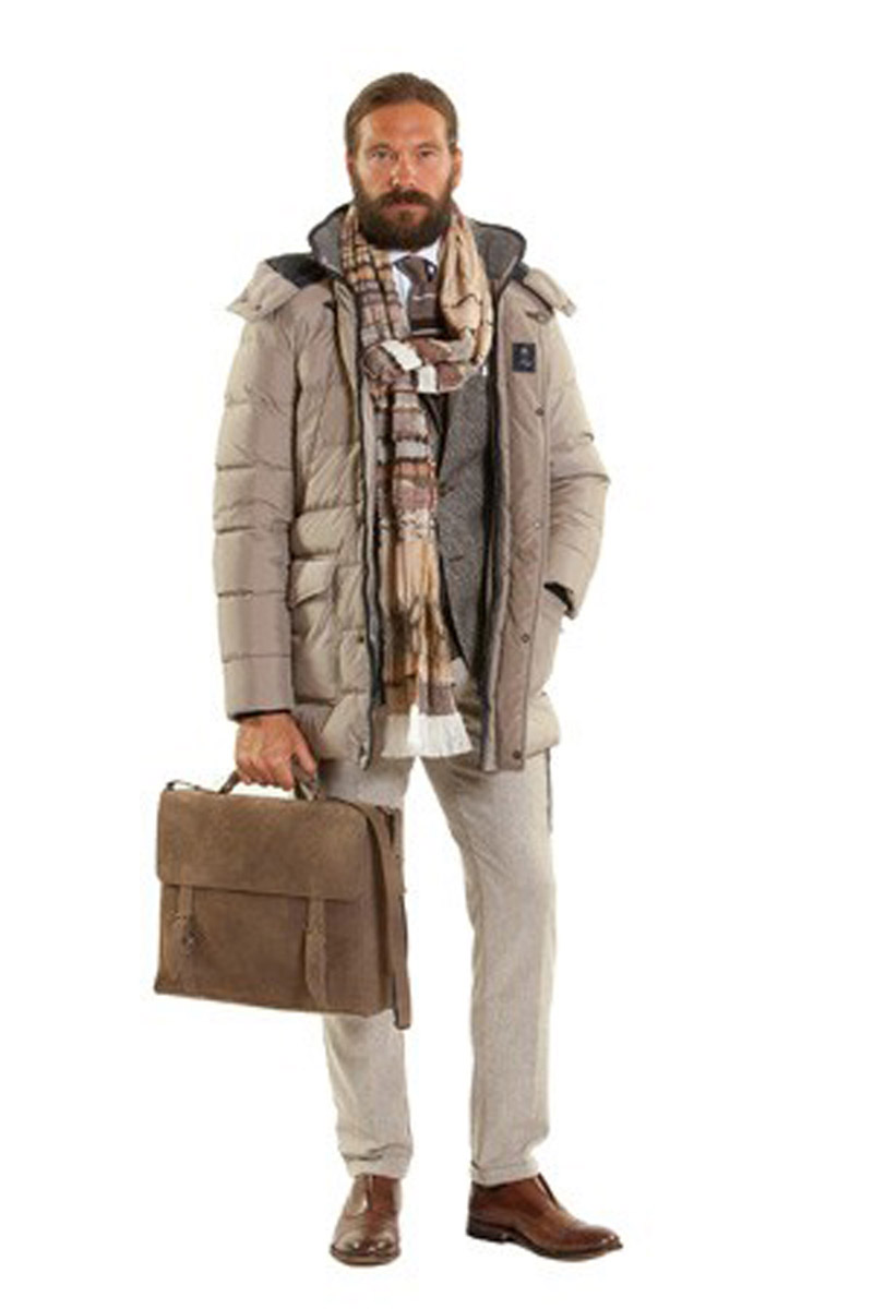 Look 36 - Relaxed Formality