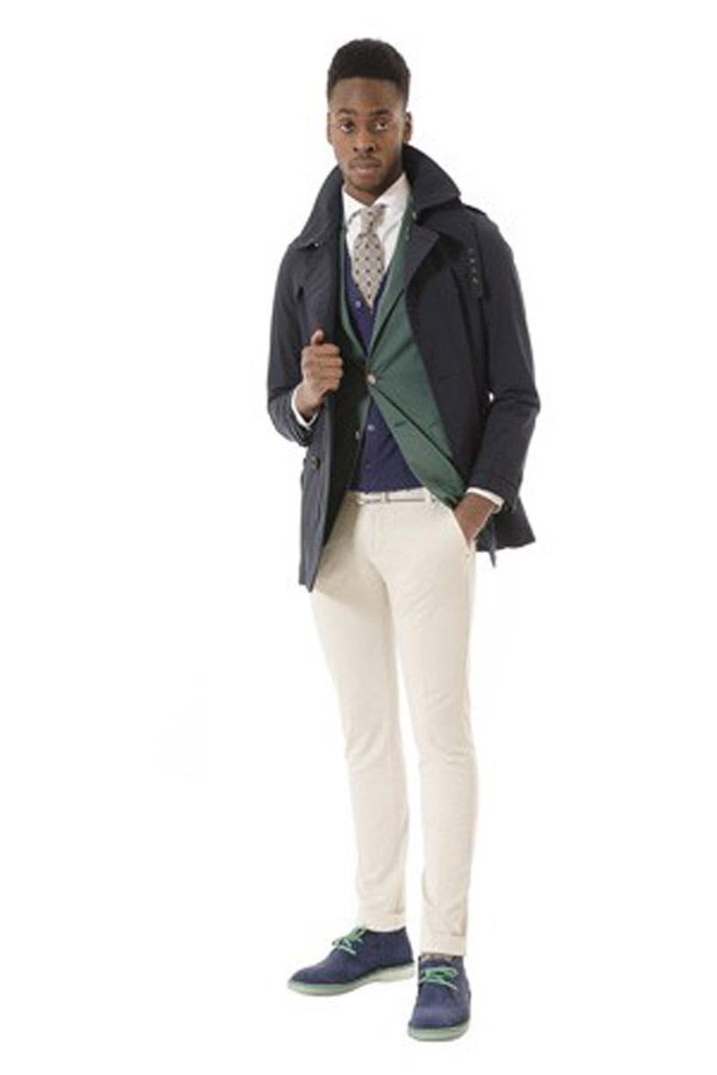Look 42 - The Charming Man