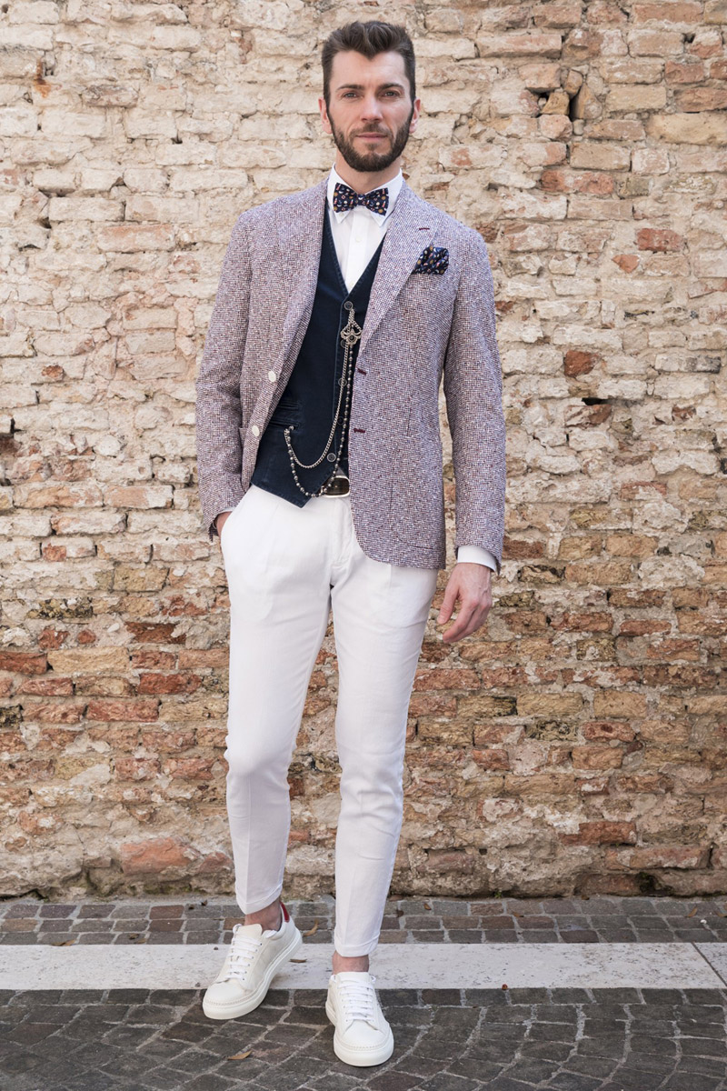 Look 114 - Summer Dandy