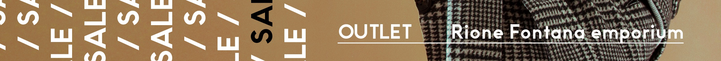 Outlet Online Store - Uomo