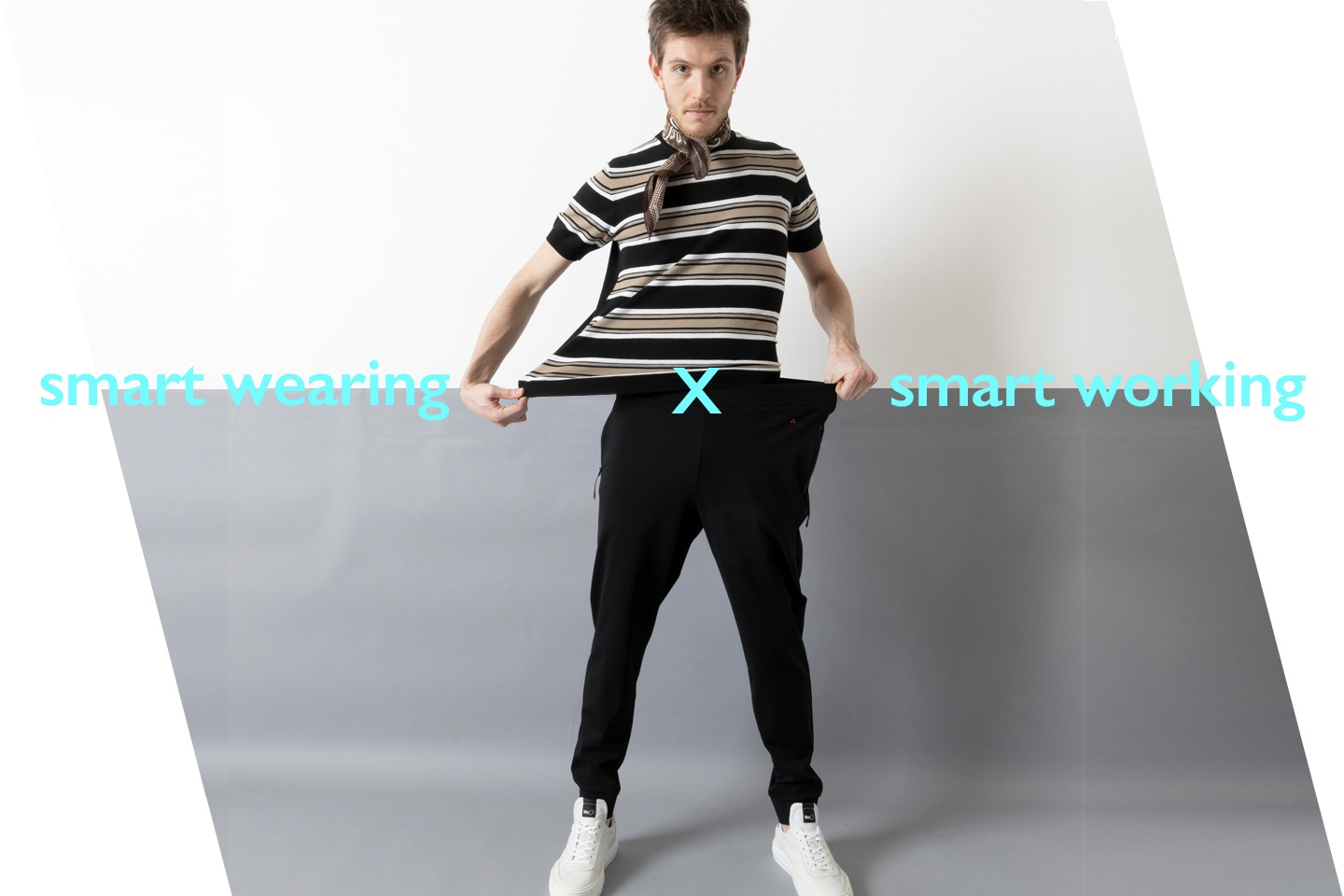 Smart wearing X smart working