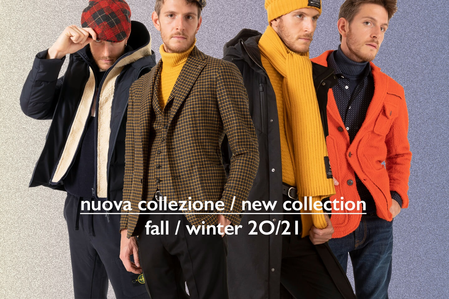 Fall Winter 2020 Men's Collection