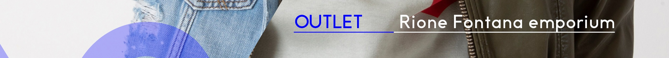 Outlet Online Store - Men